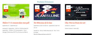 L'actualité du réseau theatre-enfants.com